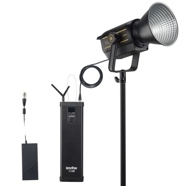 Godox LED-Belysning VL200 Video Light