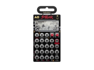 Teenage Engineering Nyhet! PO-133 Street Fighter