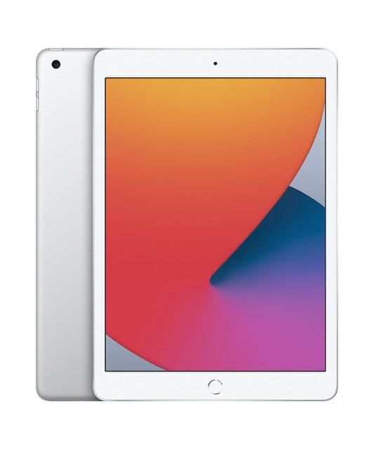 Apple iPad 10,2' WiFi 128GB Silver (2020)