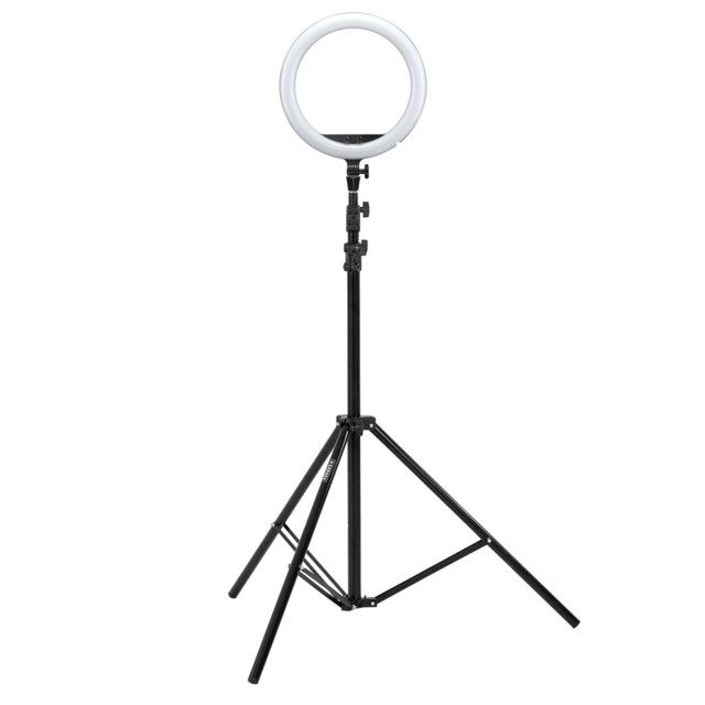 Godox LED-Belysning Ring Light LR150 + Belysningsstativ