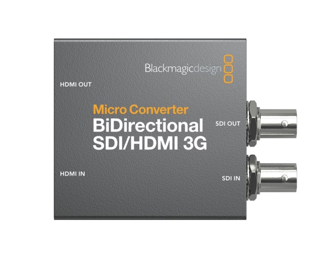 Blackmagic Design Micro konverter BiDirect SDI - HDMI 3G utan nätdel