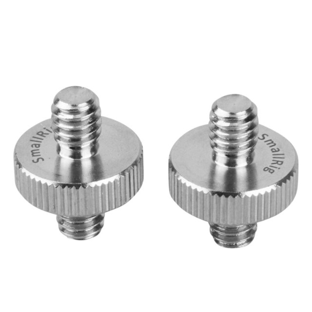 "SmallRig 1/4"" hane - 1/4"" hane 2-pack 828"