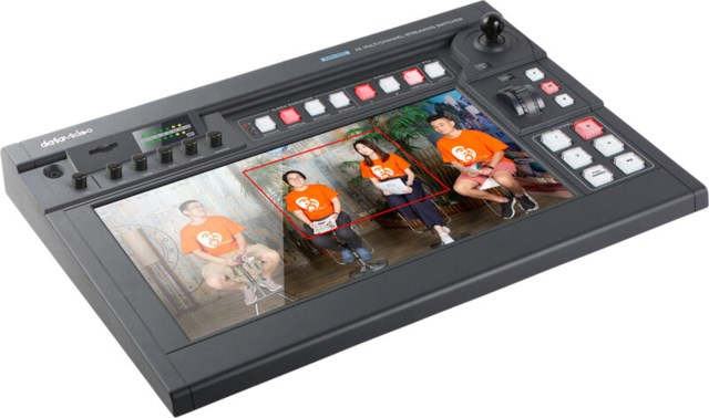 DataVideo KMU-200 4K Multi-Channel Switcher