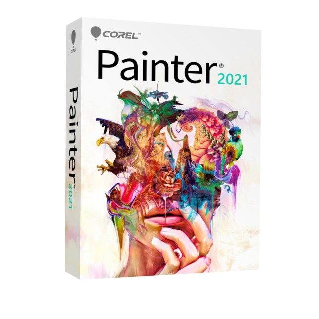 Corel Painter 2021 Windows DVD-ROM