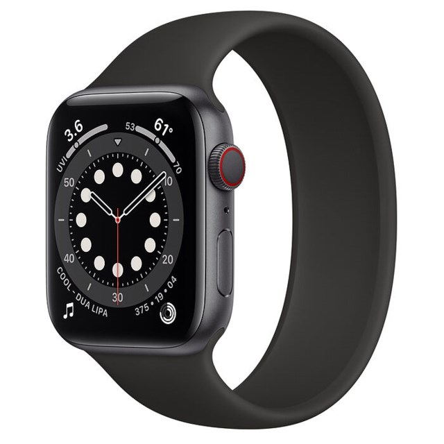 Apple Watch Series 6 4G 44mm Space Grey Alu
