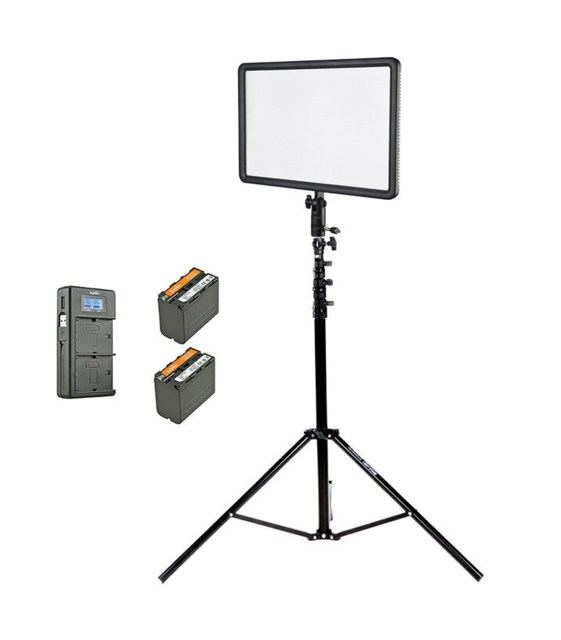 Godox LEDP260C LED Location Kit