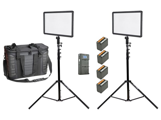 Godox LEDP260C LED Location 2Kit