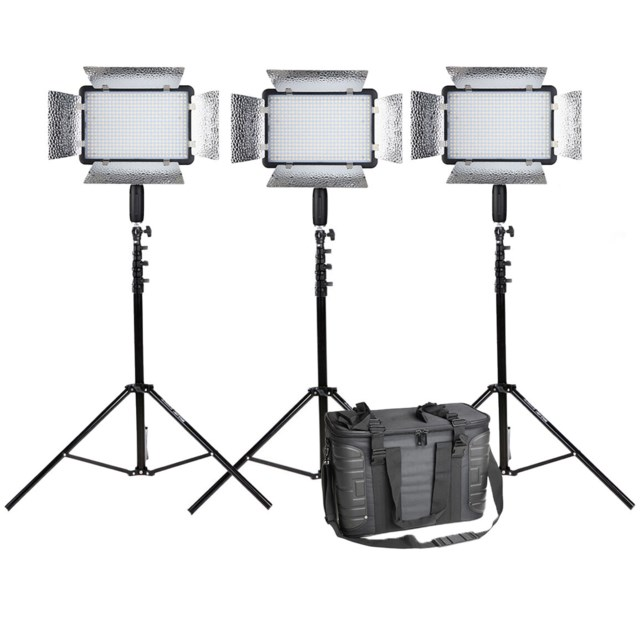 Godox LED500LRC LED Light 3Kit