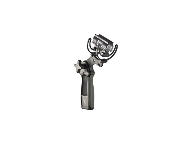 Rycote Pistol Grip med InVision Softie Lyre Mount