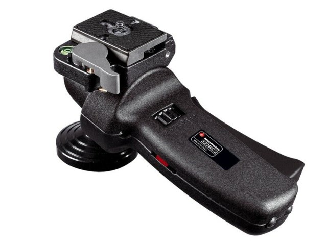 Manfrotto Kulled 322RC2 Grip action