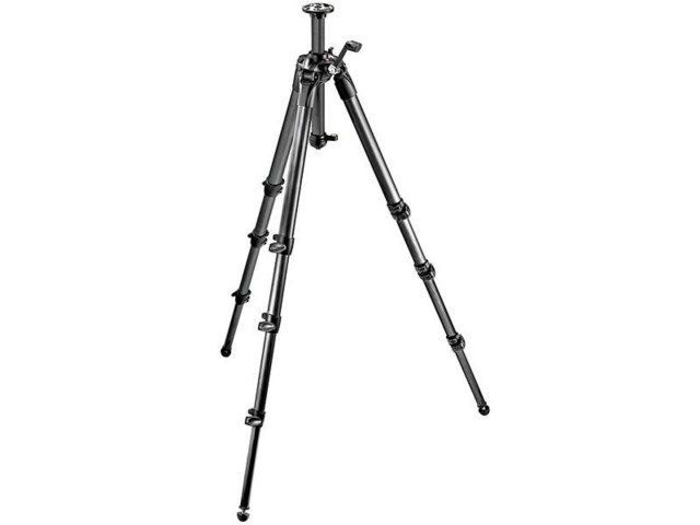 Manfrotto Stativ MT057C4-G Long kolfiber