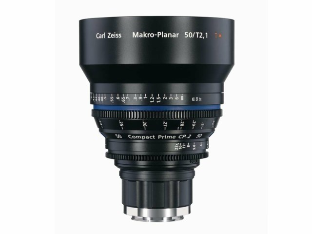 Zeiss Compact Prime CP.2 50mm T2.1 Macro Micro 4/3-mount