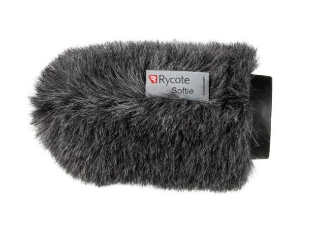 Rycote Softie, diameter 19-22 mm Längd 120 mm