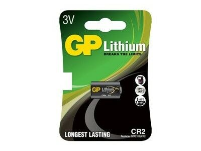 GP Batteri Cr2 lithium 3V