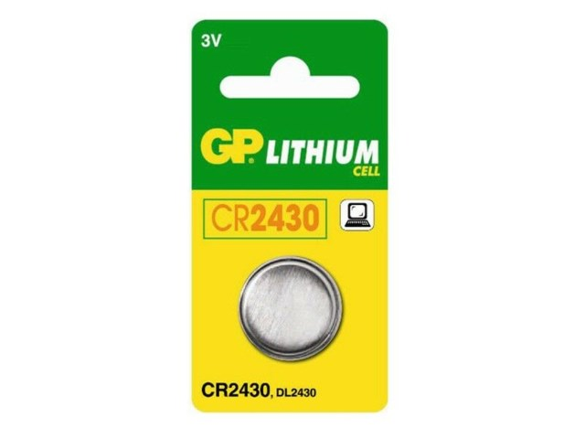 GP Batteri CR2430