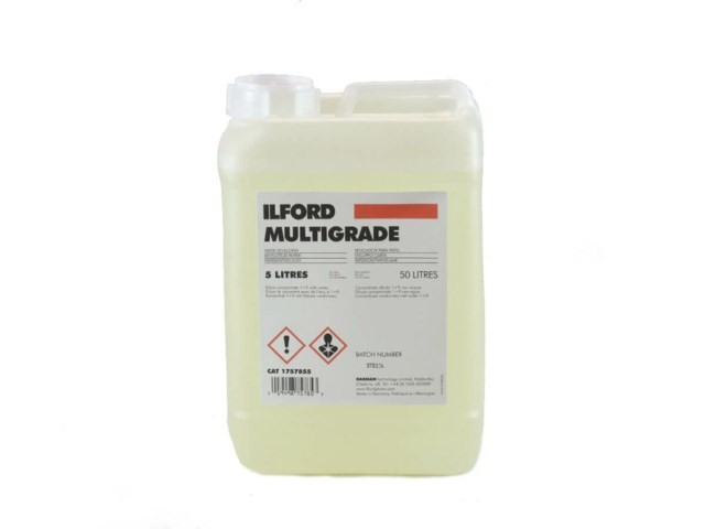 Ilford Pappersframkallare Multigrade 5L