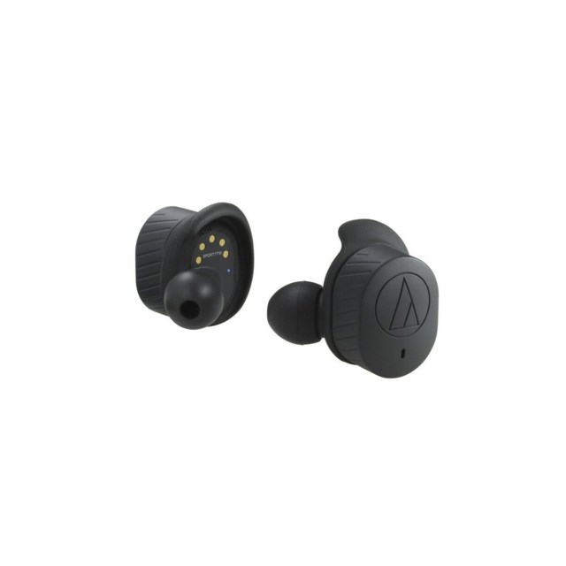 Audio Technica ATH-SPORT7TWBK sort