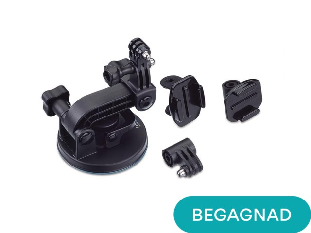 GoPro Suction Cup Mount New (uppackad)