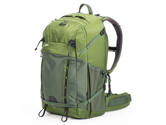 MindShift Gear Kameraryggsäck BackLight 36L Photo Daypack Woodland Green